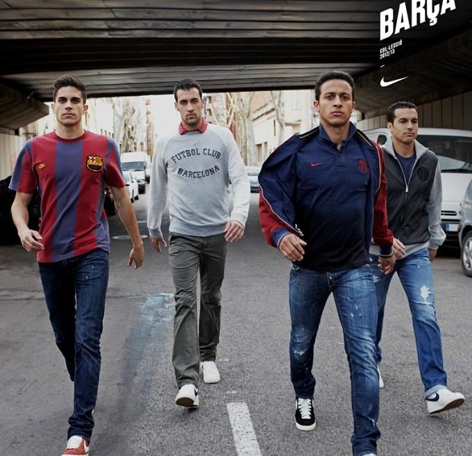 Nike Barça