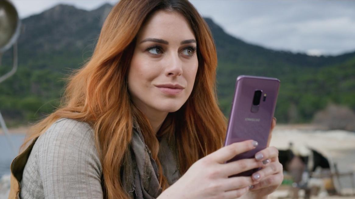 Samsung  Blanca Suarez